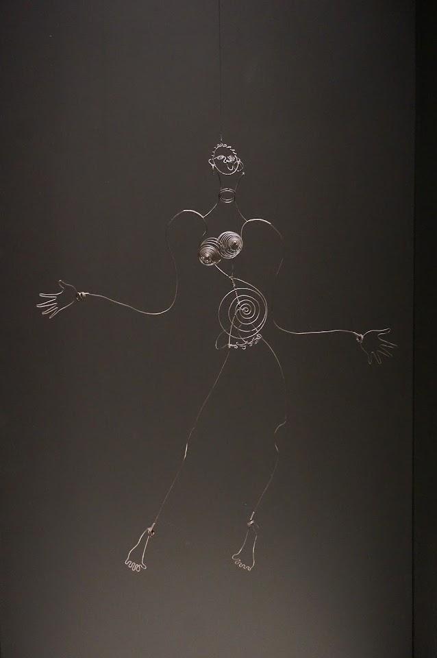 Alexander Calder - josephine Baker IV 1928 Musee Soulages