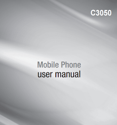 Samsung C3050 User Manual