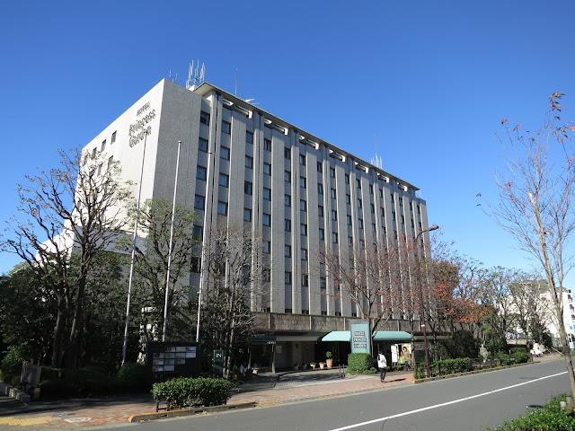 Hotel Princess Garden. Tokyo Consult. TokyoConsult.
