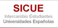 SICUE. Intercambio Estudiantes Universidades Españolas.