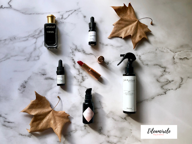 favoritos, otoño, Skincare favorites
