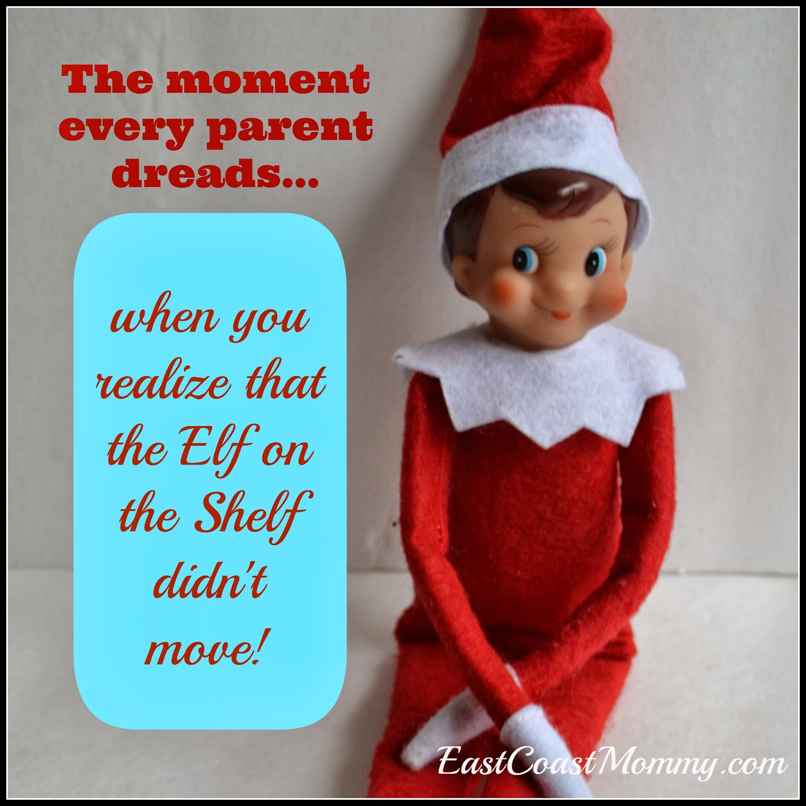 Even Santa understands that rewards should not be given unless they are earned, so he created the elf on the shelf — a person whose job it is to fly back to the North Pole nightly to let Santa.