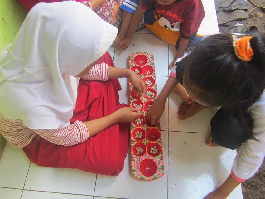 Permainan Tradisional, Congklak Dakon Dakuan, Permainan Mendidik