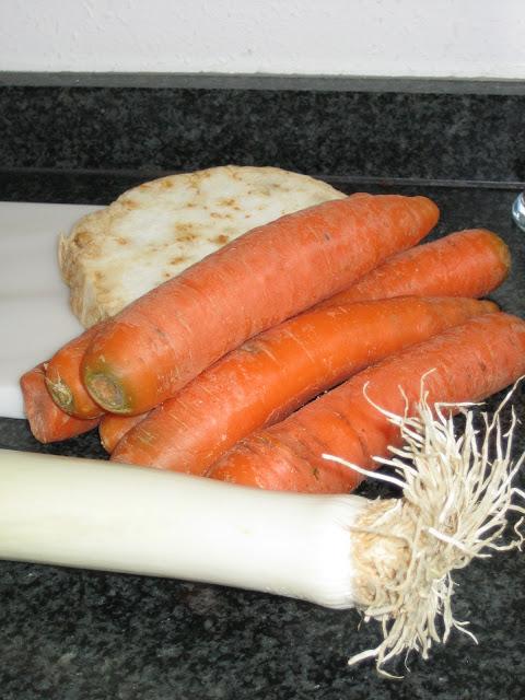 Hühnersuppe gegen Erkältung