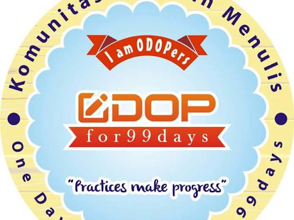 Terimakasih ODOP for99days