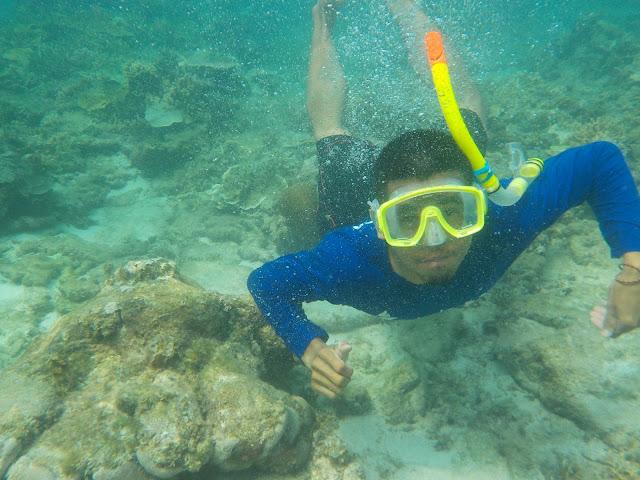 Anbusenja Pulau Tidung Kepulauan Seribu