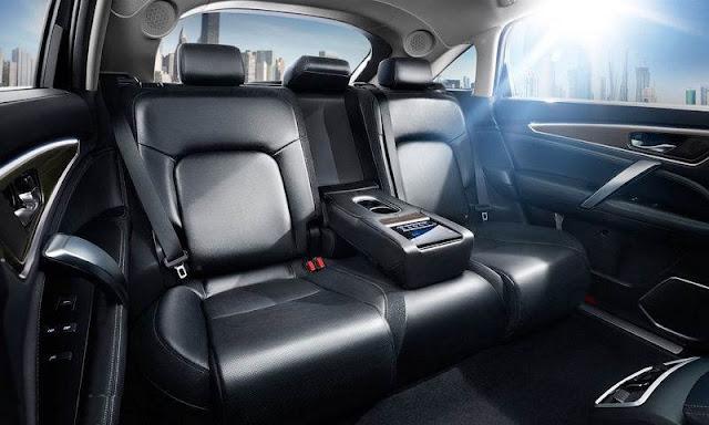 2017 Honda Avancier Review Specs, Release date and Price