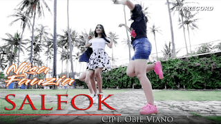 Lirik Lagu Salfok (Salah Fokus) - Nisa Fauzia