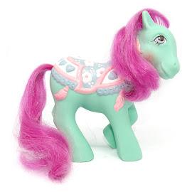 MLP Tassels Year Seven Merry Go Round Ponies G1 Pony