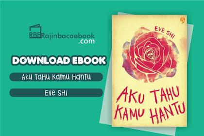 Download Novel Aku Tahu Kamu Hantu by Eve Shi Pdf