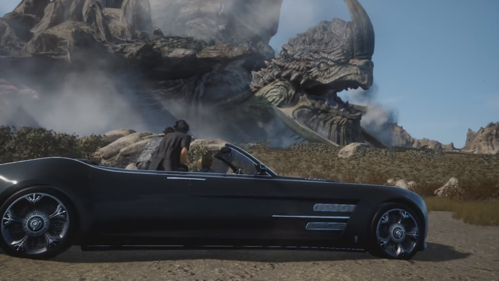 Visually Final Fantasy XV Proves That Square Enix Has A Real Eye Towards  Creating A Pretty Scene, And This Is Often Emphasized In Promptou0027s  Photographs He ...