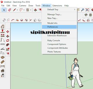sipilkusipilmu cara instal vray sketchup 2016