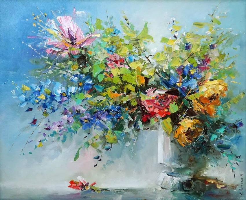 Im genes arte pinturas bodegones modernos impresionistas - Cuadros bodegones modernos ...