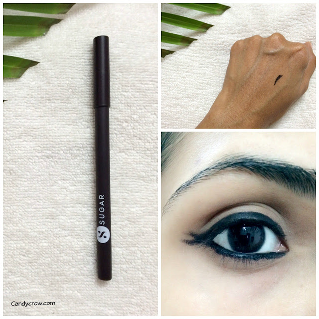 SUGAR Stroke Of Genius Heavy-Duty Kohl