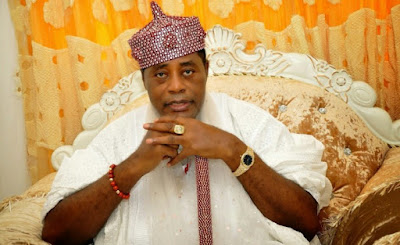 Image result for I'm the leader of Yoruba monarchs, says Olugbo