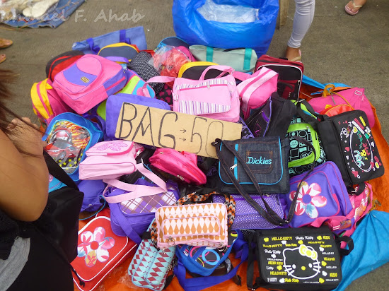 Cheap bags for sale in Divisoria