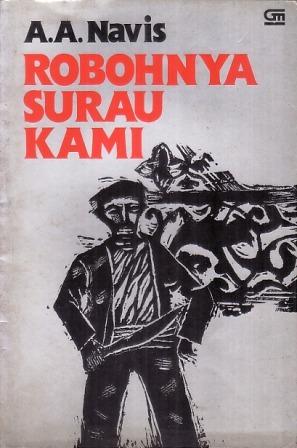 Resensi Novel Robohnya Surau Kami