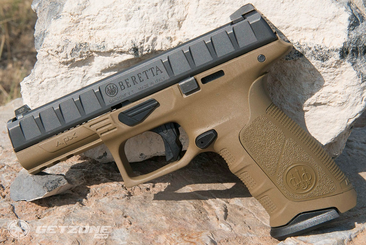 Additionally there is also an automatic striker block safety. The trigger  mechanism features a drop safety. If the pistol is dropped 3f36ef213c04