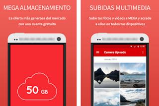Descargar Aplicacion MEGA para Android