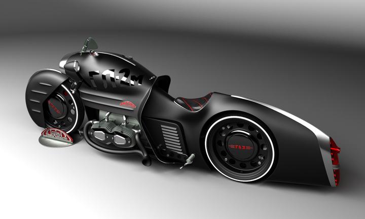konsept motorsiklet resimleri