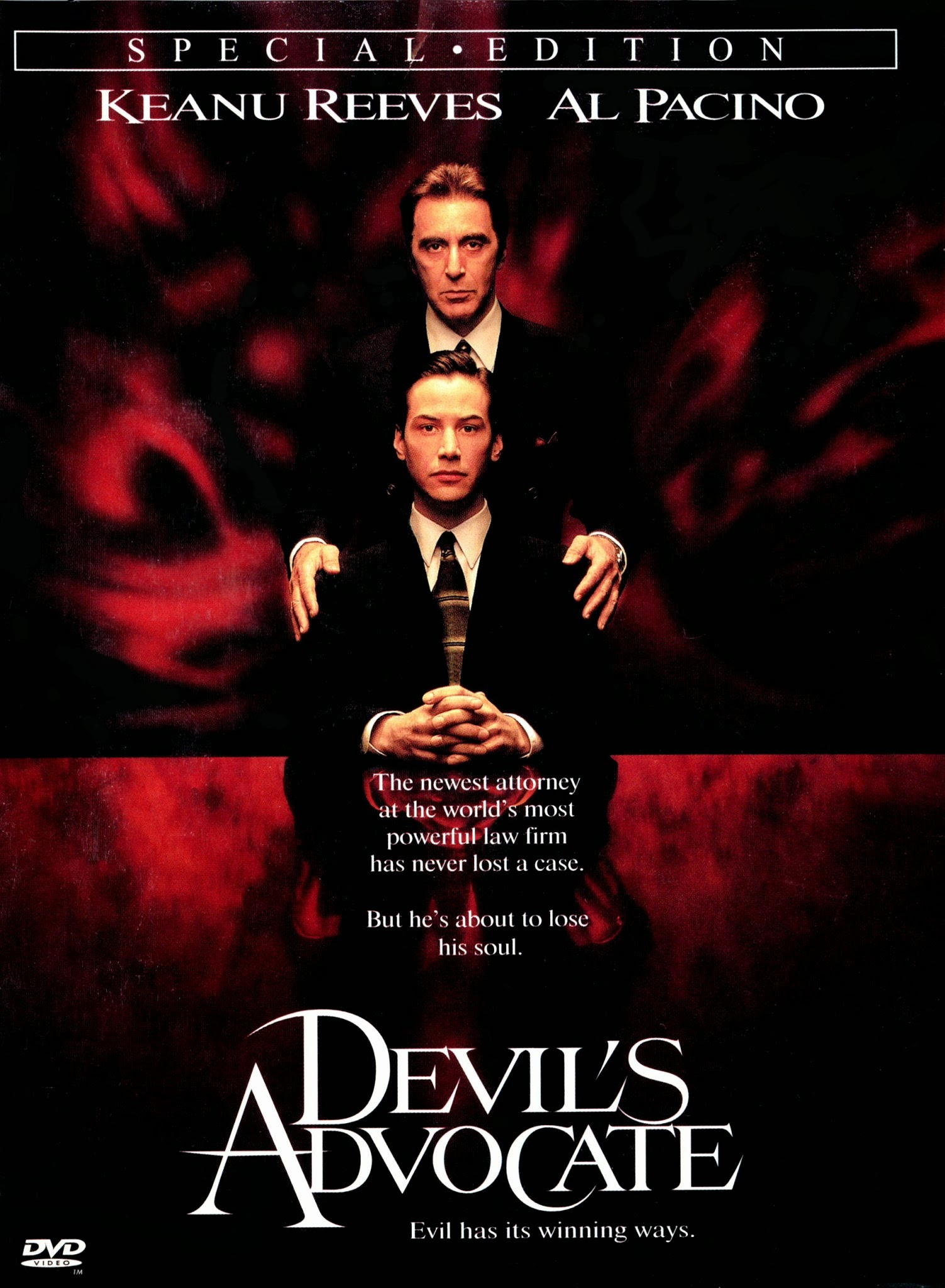 Dvd Exotica The Devils Advocate Uncensored Recalled Dvd