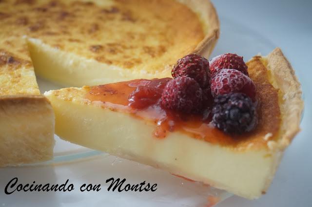 Tarta de queso c...