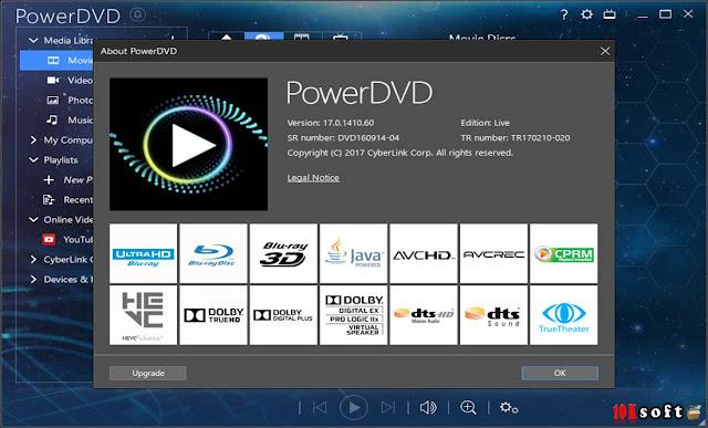 CyberLink PowerDVD Pro 17 Direct Download Link