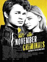 November Criminals Película Completa HD 720p [MEGA] [LATINO]