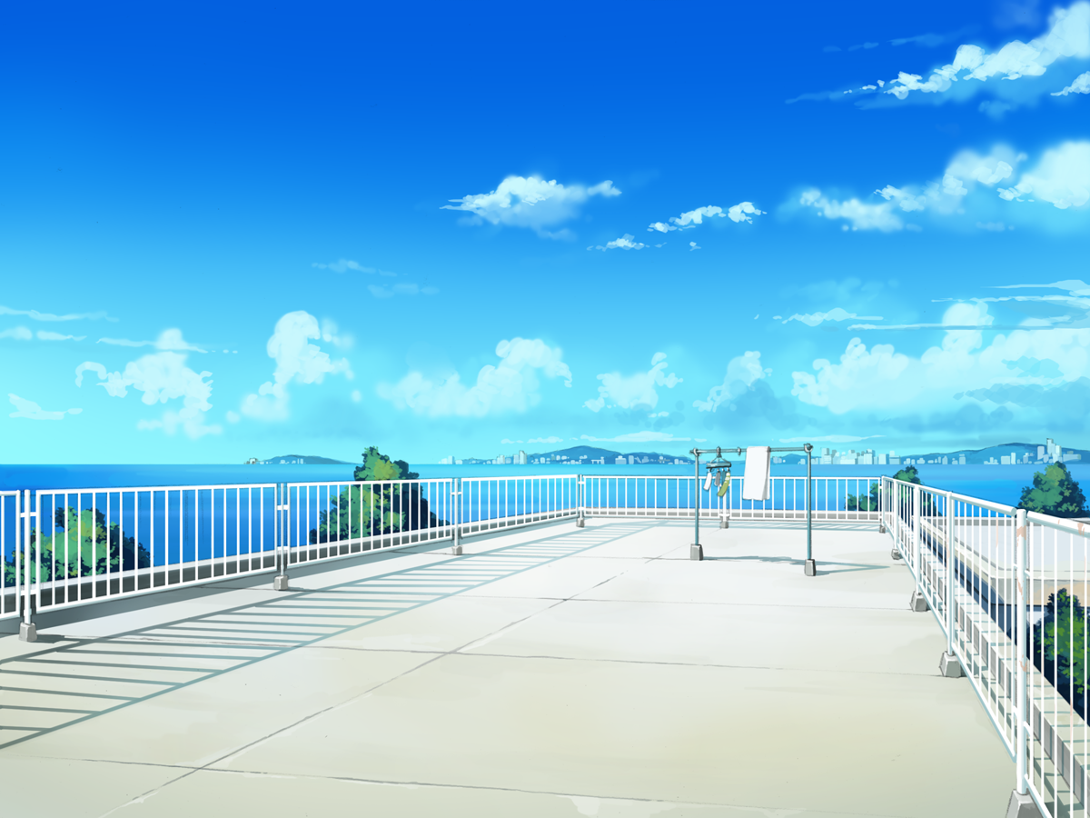 Outdoor+Anime+Landscape+%5BScenery+ +Background%5D+64