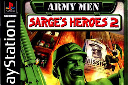 Army Men Sarges Heroes 2 PS1/ePSXe