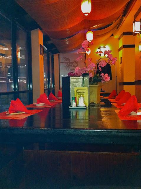 Shogun Restaurant Canberra Menu