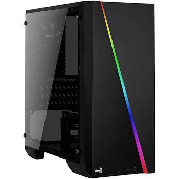 Configuración PC sobremesa por unos 450 euros (AMD Ryzen 3 1200 AF + AMD Radeon RX 580 8 GB)