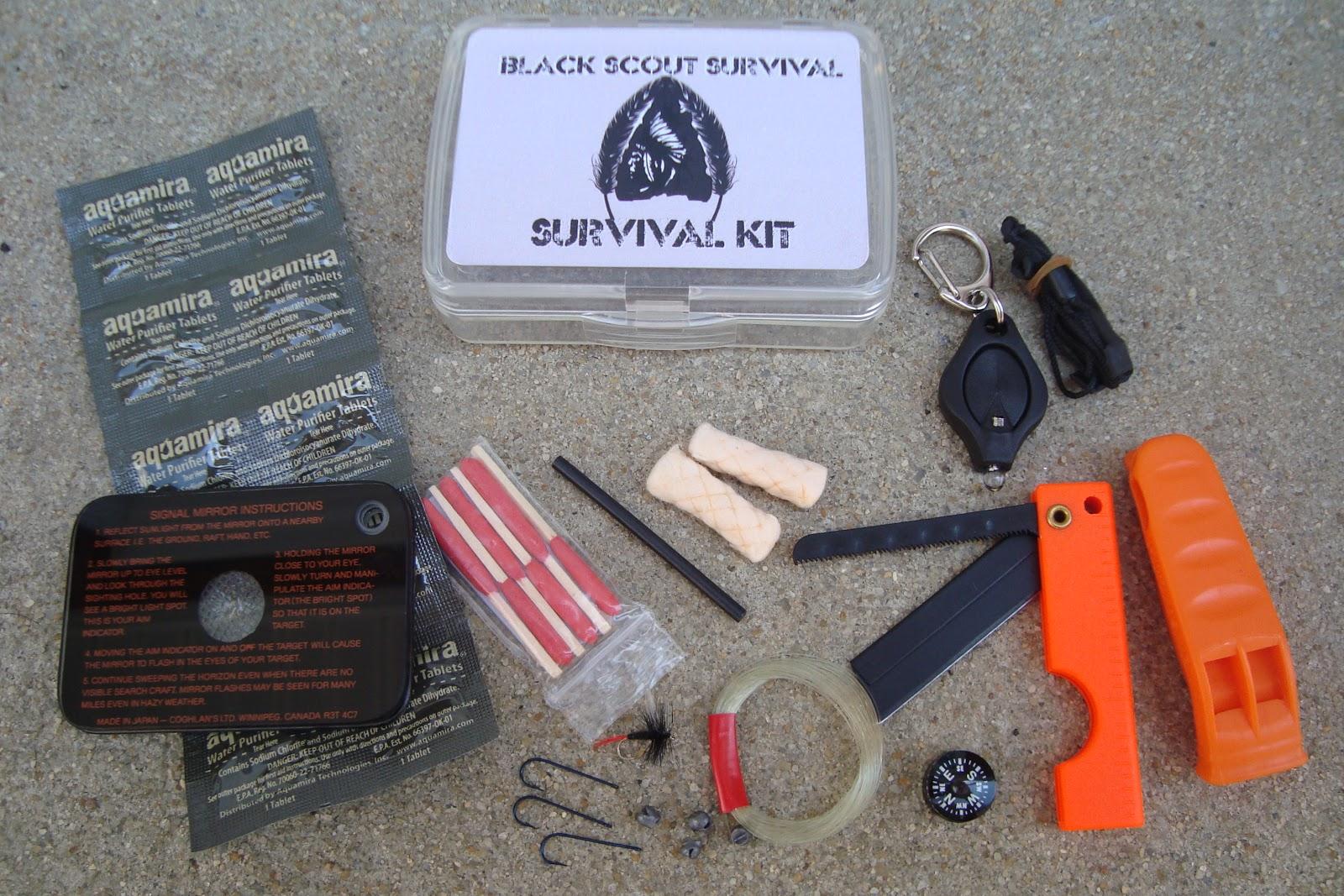 Black Scout Survival New Black Scout Survival Basic