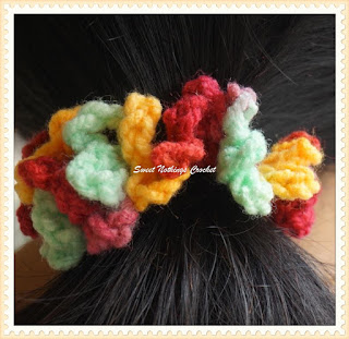 curly wurly scrunchies for hair