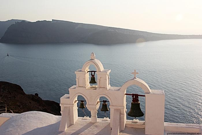 Oia Santorini photos