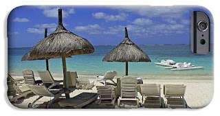 Buy iPhone case of Beach in Mauritius