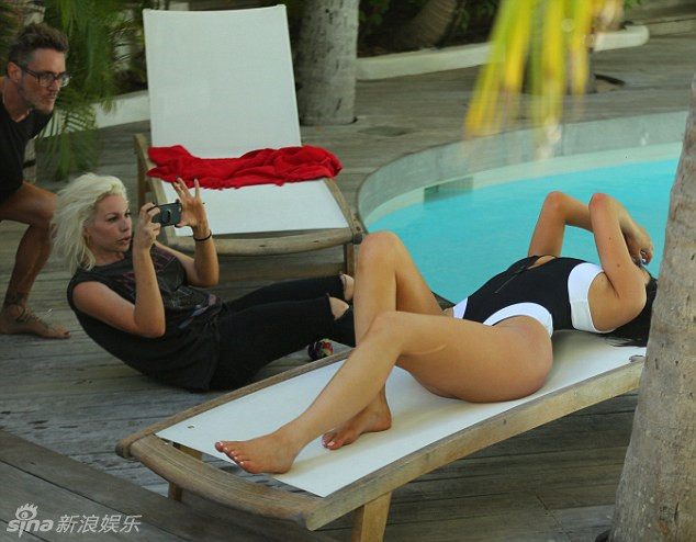 Kardashian Sister Have Most Beautiful Temptation
