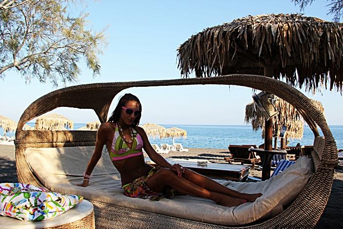 best tropical print bikini looks for summer and beach