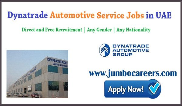 UAE jobs for Indians, Available job vacancies in Dubai,