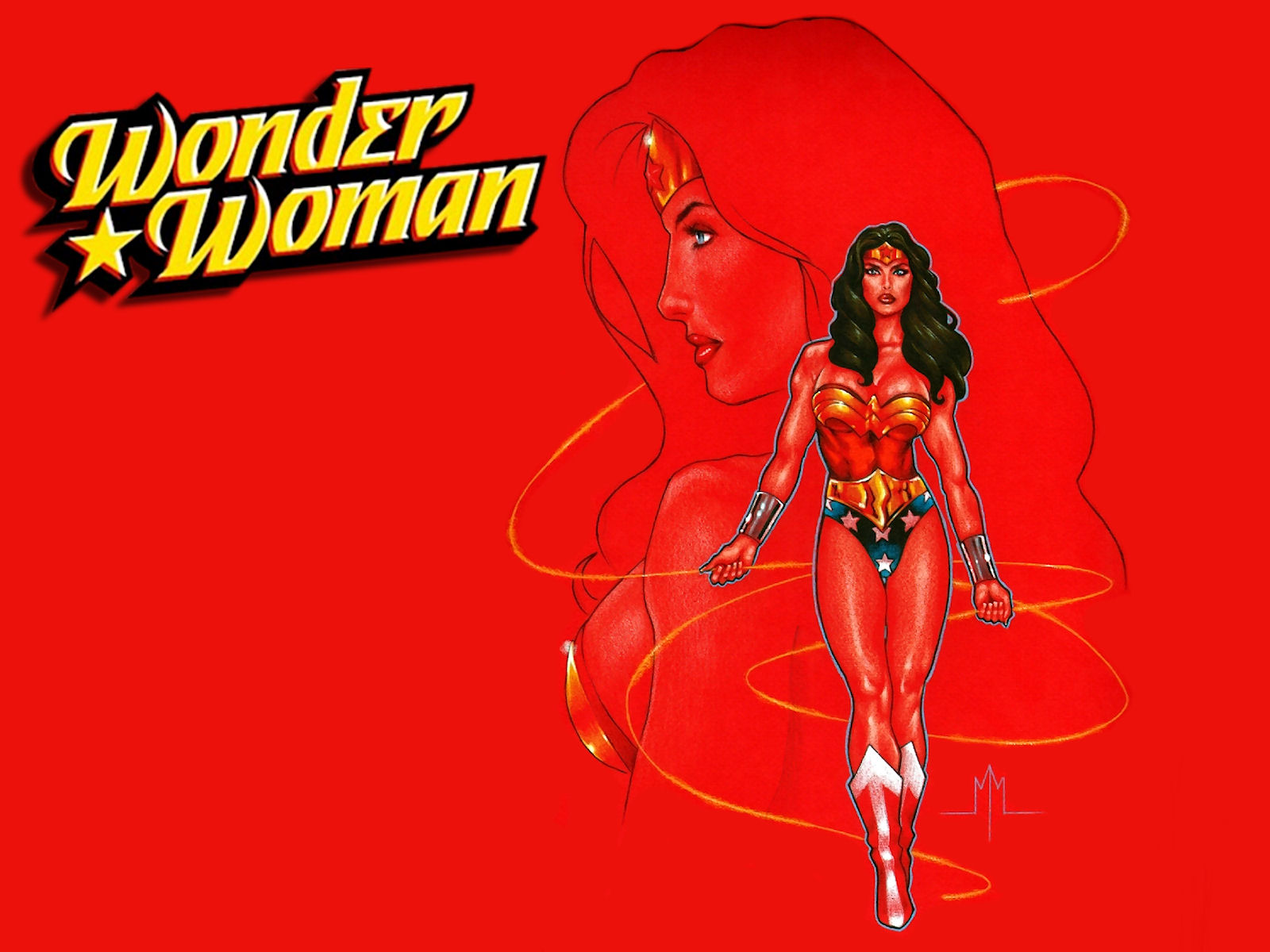 Wonder Women Wallpapers