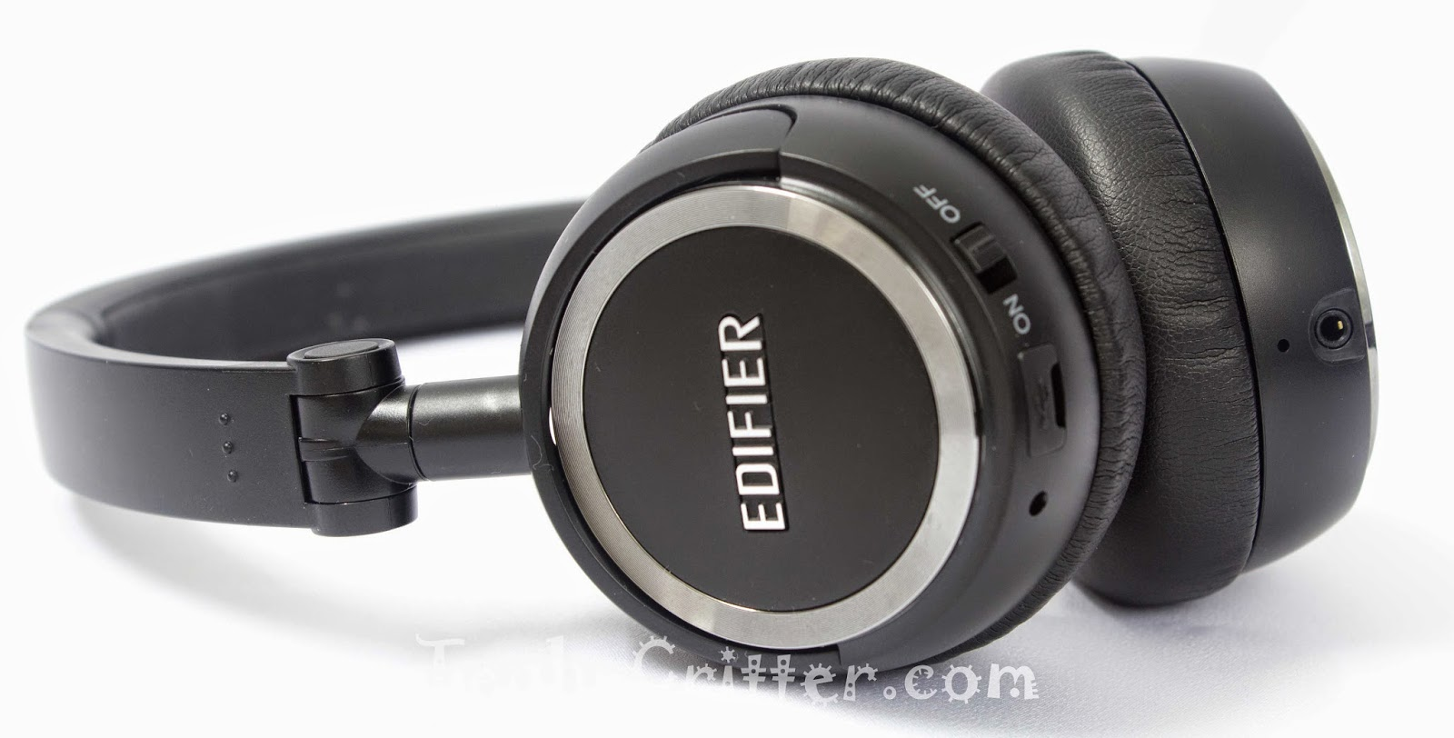 Unboxing & Review: Edifier W670BT Stereo Bluetooth Headset 48