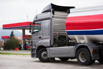 Caminhoneiros são vítimas de assaltos em postos de combustível