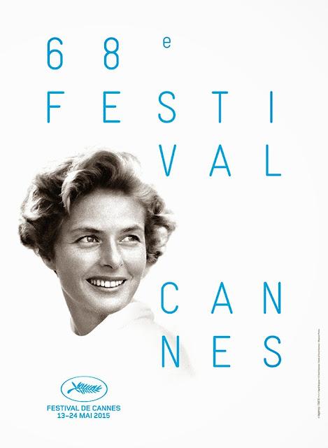 Cannes 2014 Poster, Ingrid Bergman, Festival de Cannes 2014 Poster