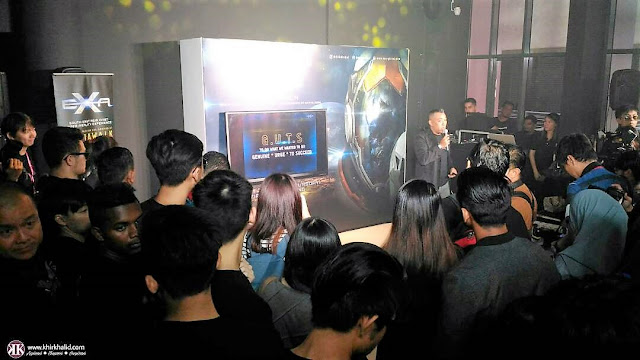 EXA Global Hyper-Reality Experience, EXA Outpost, Setiawalk, Puchong,