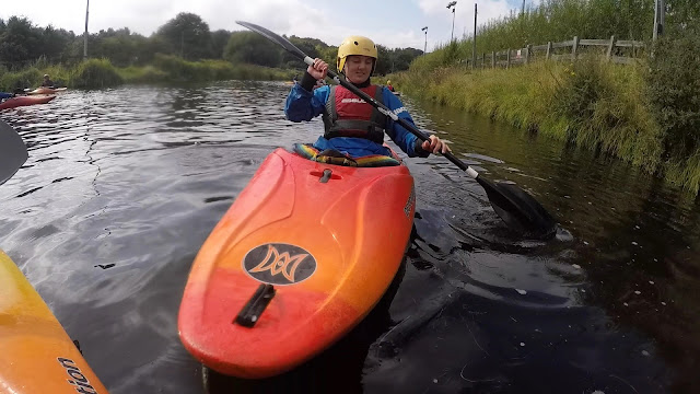 Kayaking, Kayak, Watersports, adventure sports, paddling, adrenaline, explore, Burrs, Bury, Greater Manchester, near Manchester, learn to kayak, courses, rapids, white water, capsize, rolls, weir, country park, hike, pond, canal, river, Irwell,