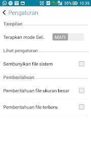 cara menyimpan video dari status wa tanpa aplikasi