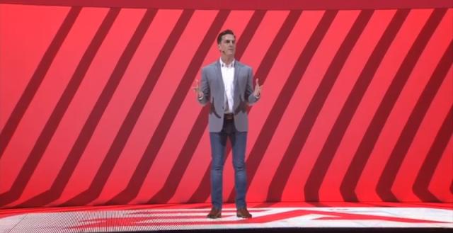 Andrew Wilson EA E3 2016 presentation CEO