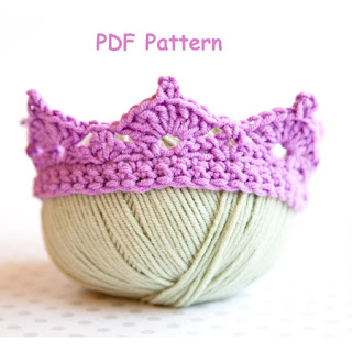 Easy Level Crochet Crown Pattern