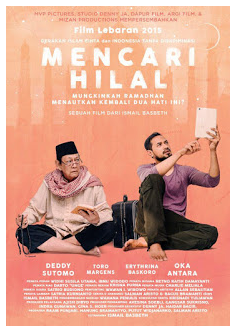 Download Film Mencari Hilal 2015 BluRay Ganool Movie