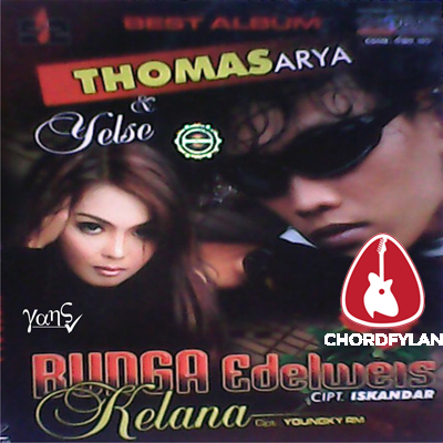 Download Chord Gitar Bunga – Thomas Arya